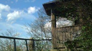Schutzhütte auf dem Geisberg