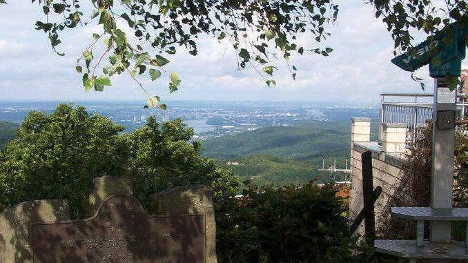 Blick nach Bonn