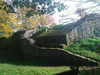 Burgruine Rosenau, Siebengebirge