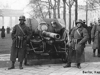 Siebengebirge Geschichte, Weimarer Repubik, Revolutions- und Putschjahre