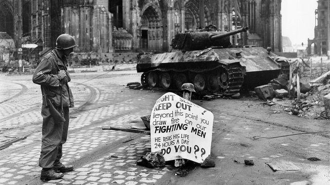 Siebengebirge Geschichte, NS-Diktatur, Zweiter Weltkrieg