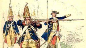 """""""Lange Kerls"""" in der Armee des Soldatenkönigs Friedrich Wilhelm I."""