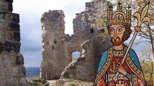 Zeit der Staufer, Barbarossa und die Kölner Erzbischöfe, Hochmittelalter, Barbarossa, Drachenfels