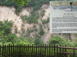 Aufgelassener Steinbruch am Weilberg