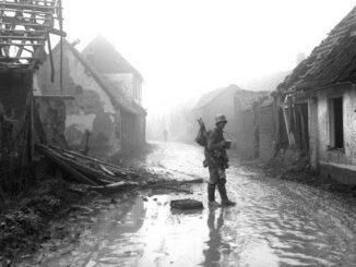 Etricourt 1918