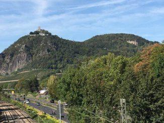 Drachenfels und Wolkenburg, Bad Honnef