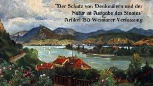 Siebengebirge, von Rolandseck