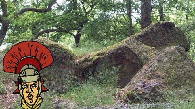 Felsenmeer Rüdenet