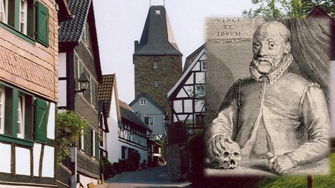 Dr. Johann Weyer, Blankenberg