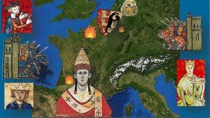 Europa im Umbruch, Bouvines 1214