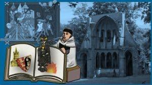 Zeit der Staufer, Krieg um den Thron, Hochmittelalter, Chronist Caesarius von Heisterbach