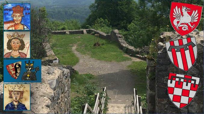 Burg Löwenburg, Stauferzeit