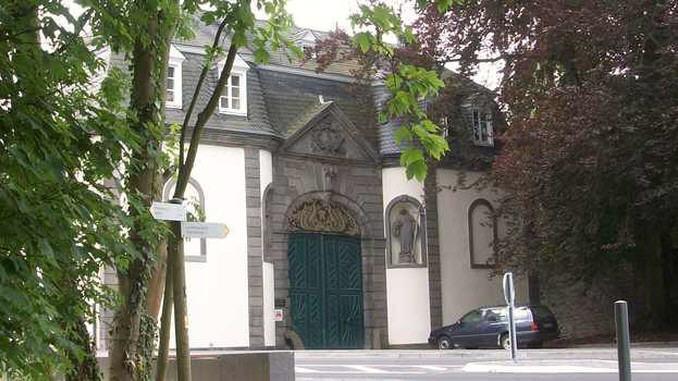 Kloster Heisterbach, Portal