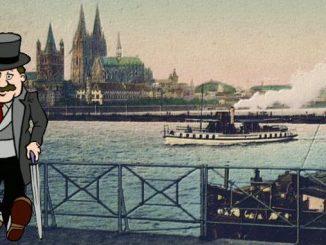 Köln in den 1920ern