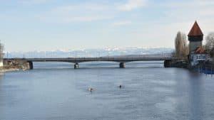 Alte Rheinbrücke, Konstanz