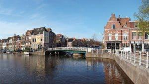 Leiden, Oude Rijn
