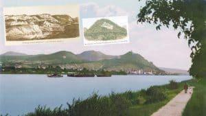 Rhein, Königswinter und Siebengebirge um 1900