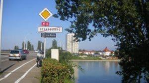 Europabrücke Kehl - Strasburg