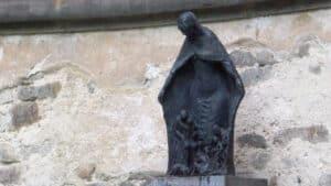Schutzmantelmadonna, Kloster Heisterbach