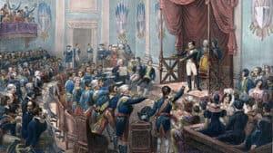 Napoleon und die Rheinbundfürsten
